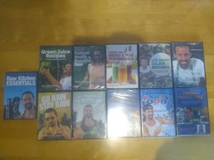 Dan McDonald's Complete Series for Juicing / Vegan * Sealed * for Sale in Orland Park, IL
