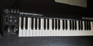 MAudio Keystation 49es for Sale in Denver, CO