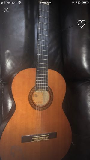Matao Classical Nylon String Acoustic Guitar for Sale in Portland, OR