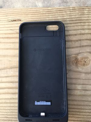 Mophie case iPhone 6 Plus for Sale in Frederick, MD