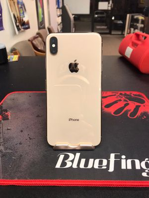 iPhone XS Max ‼️256GB‼️AT&T/Cricket‼️30-Day Warranty for Sale in Fort Worth, TX