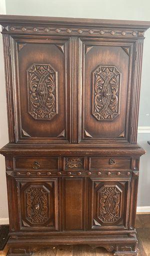 Antique cabinet for Sale in Sterling, VA