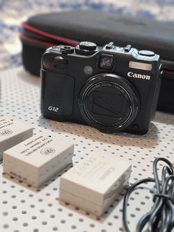 Canon G12 for Sale in Oregon City,  OR