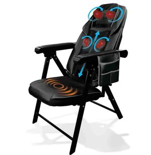 Health Touch Shiatsu Massage Lounge Chair (New in Box) for Sale in West Jordan, UT