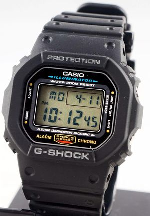 Brand New With Box&Tags Casio G-Shock watch DW-5600E-1VCT. Condition is New with tags for Sale in Brooklyn, NY