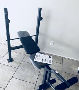 FREE DELIVERY. bench press weight bench for Sale in Las Vegas, NV