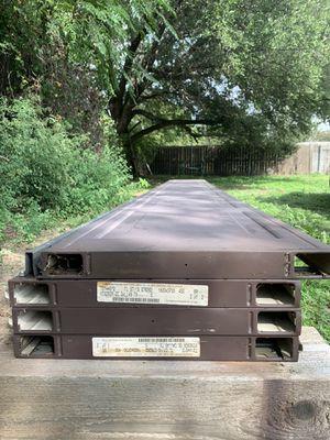 Used garage door panels 16x7 for Sale in Fort Worth, TX