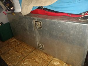 Stainless steel equipment box for Sale in Pigeon, MI