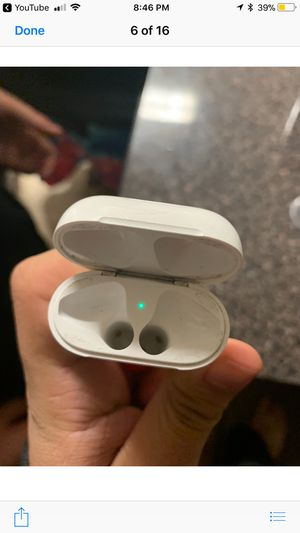 Apple earbuds sound is a little low for Sale in Windermere, FL