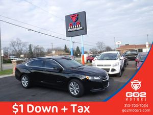2017 Chevrolet Impala for Sale in Detroit, MI