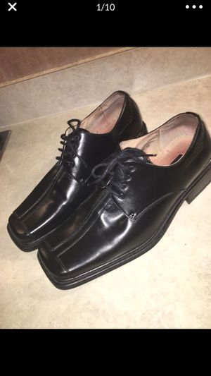 Men's Classic Fashion Leather Dress Shoes CHALLENGER SIX 12 for Sale in FL, US