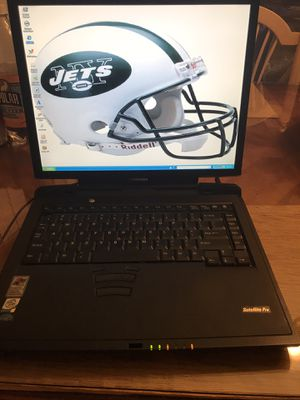 TOSHIBA SATELLITE PRO LABTOP 6100 series for Sale in Howell Township, NJ