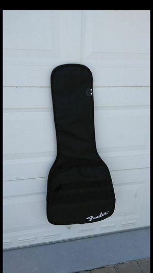 Fender guitar case for Sale in Royal Palm Beach, FL