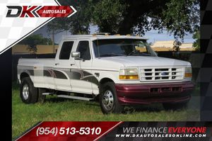 1997 Ford F-350 Crew Cab for Sale in Hollywood, FL