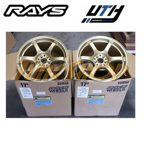 RAYS 57DR 17x9 +38 5x100 WHEELS FRS BRZ FT86 GOLD for Sale in Temple City, CA