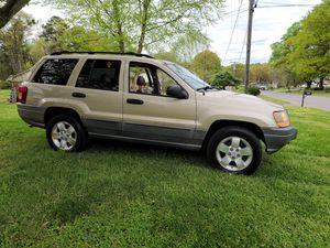 Jeep Grand Cherokee Laredo 2001 for Sale in Belmont, NC