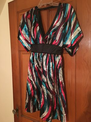 Multicolored Guess dress - Junior's size 3 for Sale in Queens, NY