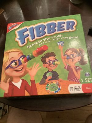 Classic Fibber game. for Sale in Pittsburgh, PA