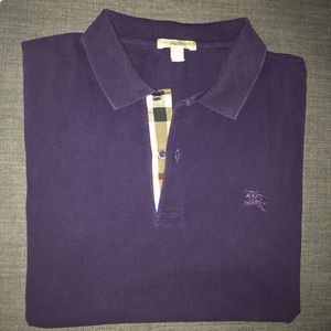Burberry Violet Polo Shirt for Sale in Davie, FL