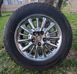 ☆$250 OBO!☆Four 16 inch Rims ☆Fitted on a 2001 Chrysler Town and Country☆ for Sale in Phoenix, AZ