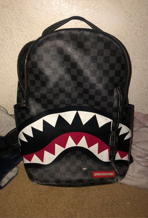 SprayGround backpack for Sale in Tracy, CA