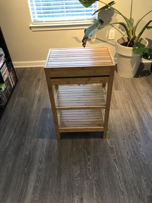 Side table, bathroom cabinet, versatile piece for Sale in Raleigh, NC