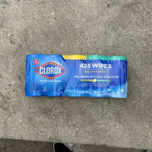 Clorox Disinfect Wipes for Sale in Los Angeles, CA