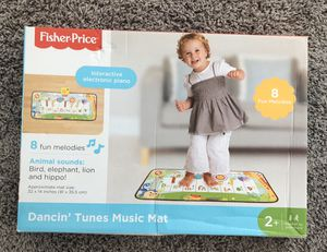 Fisher Price Dancin' Tunes Music Mat for Sale in Parker, CO