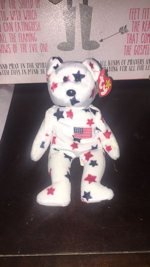 Glory Beanie Baby for Sale in Mount Vernon, NY