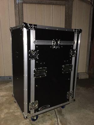 DJ equipment rack case combo for Sale in La Puente, CA