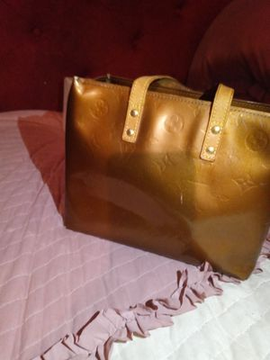 Louis vuitton reade vernis pm bag bronze for Sale in West Hollywood, CA