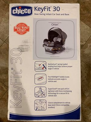 Chicco keyfit 30 car seat for Sale in Baytown, TX