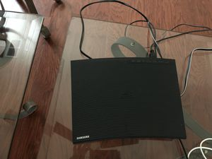 Samsung blu ray player for Sale in Chapel Hill, NC