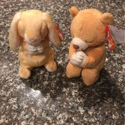 Rare Ty Beanie Babies Hope And Grace With Tag Errors for Sale in Houston,  TX