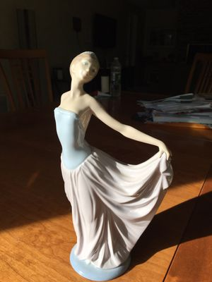 "Lladro ""The Dancer"" #5050 Porcelain Figurine for Sale in Boxborough, MA"