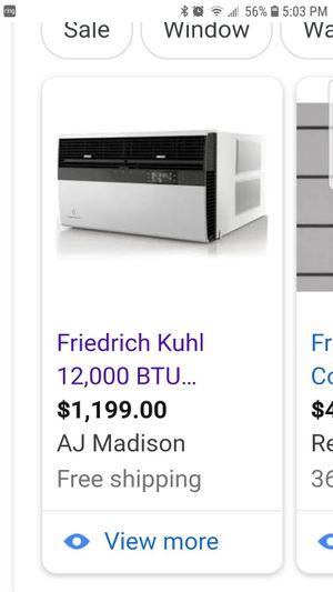 Friedrich 12,000 BTU AC UNIT (LIKE NEW) for Sale in Bellflower, CA