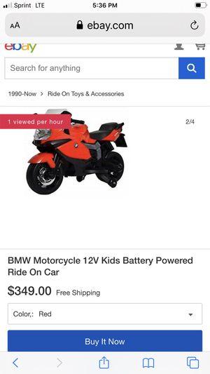 BMW kids bike for Sale in Bristol, PA