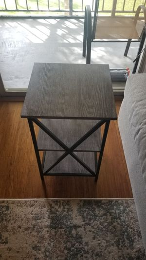 Square end table for Sale in Boca Raton, FL