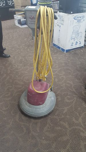 "NUSOURCE HEAVY DUTY 20"" 175 RPM FLOOR MACHINE buffer cleaner scrubber for Sale in Baltimore, MD"