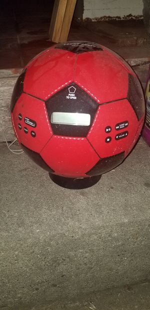 Football cd player for Sale in Los Angeles, CA