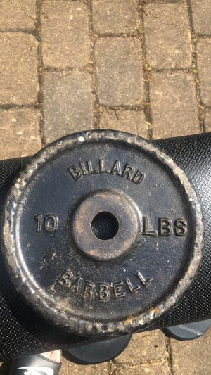 Very cheap standard weight plates! Standard weight *read description* for Sale in Brentwood, NY