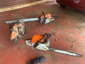 Stihl equipment for Sale in Atlanta, GA