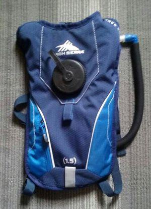 NEW High Sierra Wave 50 1.5Liter Camel Bak Hydration Pack, Flashflo pak + Nike Insulated Lunch Cooler for Sale in Richmond, VA