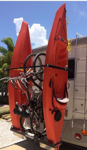 Kayak and bike rack for Sale in North Fort Myers, FL