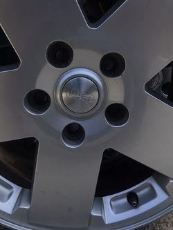 Jeep wheels for Sale in Silver Spring,  MD