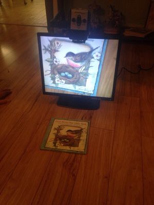 Magnifier acrobat LCD for Sale in Spring Hill, FL