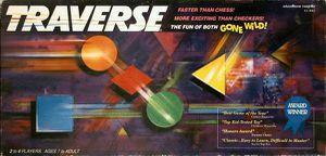 Traverse board game for Sale in Miami, FL