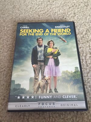 Seeking a friend for the end of the world dvd for Sale in Alexandria, VA