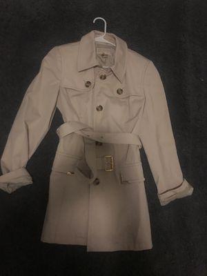 Michael by Michael Kors size Medium trench/rain coat for Sale in Las Vegas, NV
