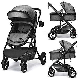 NEWBORN BABY STROLLER 2 IN 1 for Sale in Los Angeles, CA